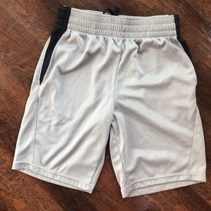 Boys athletic shorts.